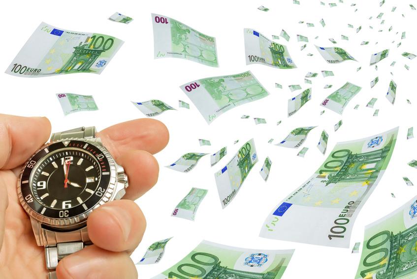 Actualités Janvier 2017 : La sanction pour non-respect du plafonnement des délais de paiement est relevée à 2 millions d'euros.